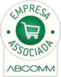 Loja participante da Associação Brasileira de Comércio Eletrônico
